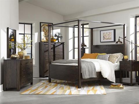 Magnussen Home - Sliding Door Dresser - B3561-24