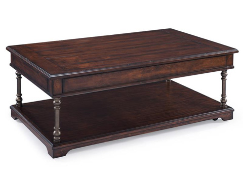Magnussen Home - Rectangular Lift-Top Cocktail Table - T3492-51