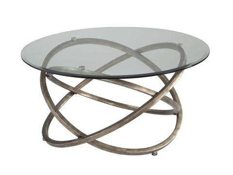 Magnussen Home - Round Cocktail Table - T3494-45