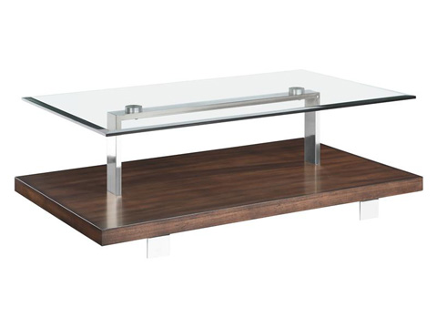 Magnussen Home - Rectangular Cocktail Table - T3509-43