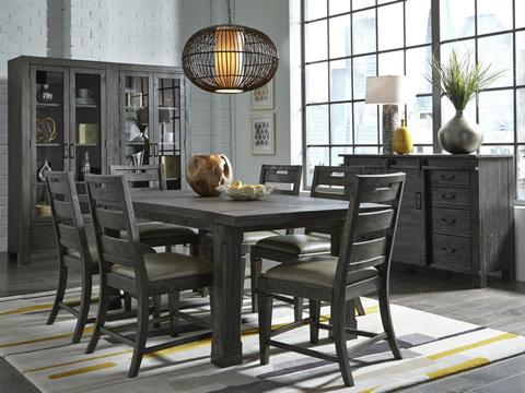 Magnussen Home - Rectangular Dining Table - D3804-20