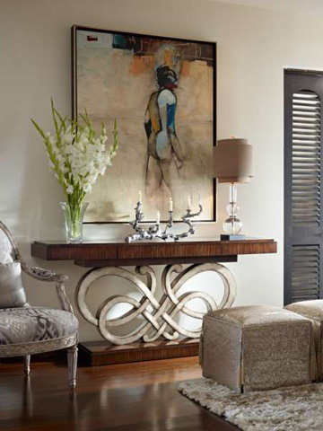 Marge Carson - Console Table - BOS06