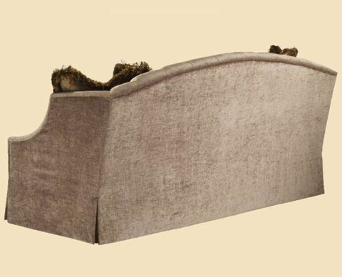 Marge Carson - Audrey Bench Seat Sofa - AUD43