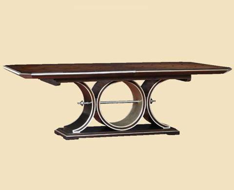 Marge Carson - Rectangular Dining Table - BOL21