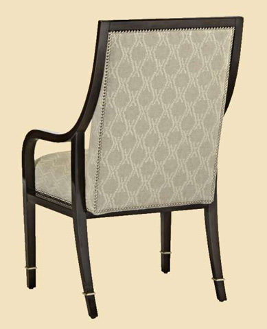 Marge Carson - Upholstered Arm Chair - BOL46