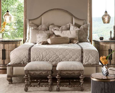 Marge Carson - Fontaine Bedding Package - FN95
