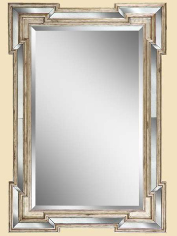 Image of Rectangular Wall Mirror