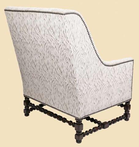 Marge Carson - Gibson Lounge Chair - GB41