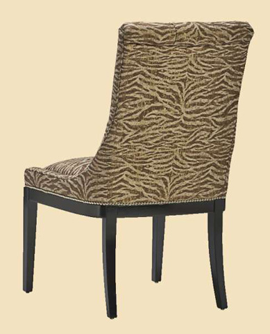 Marge Carson - Mulholland Side Chair - MUL45