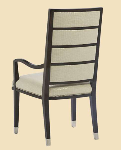 Marge Carson - Lake Shore Drive Arm Chair - LDR46