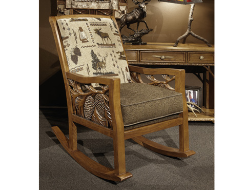 Image of Rocker Chair