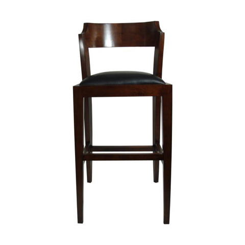 Maria Yee - Montecito Notched Round Bar Chair - 260-106105