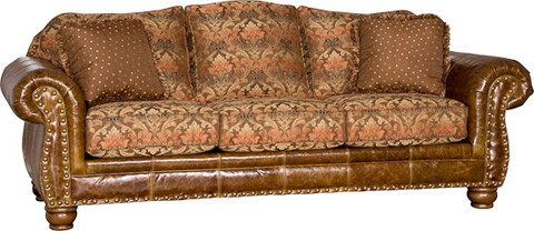 Mayo Furniture - Sofa - 3180LF10