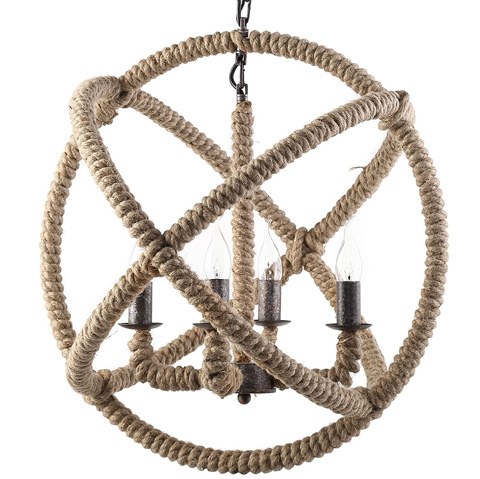 Modway Furniture - Intention Chandelier in Brown - EEI-1575