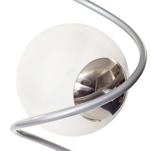 Modway Furniture - Swizzle Floor Lamp in Silver - EEI-674