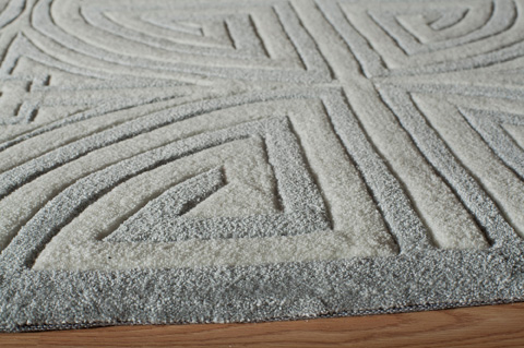 Momeni - Bliss Rug in Grey - BS-20 GREY