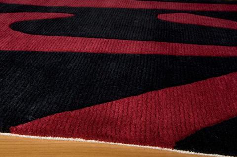 Momeni - Koi Rug in Black - KO-05 BLACK