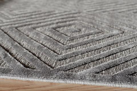 Momeni - Nepalese Solids Rug in Grey - PN-02 GREY