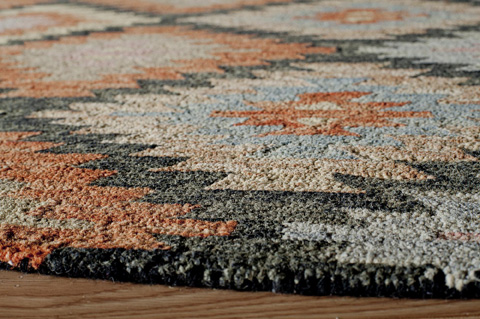 Momeni - Tangier Rug in Black - TAN-19 BLACK