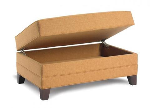 Motioncraft - Storage Ottoman - 8000