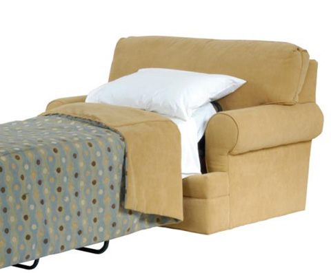 Motioncraft - Chair and a Half Twin Sleeper - 9015