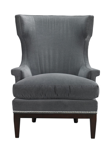 Mr. and Mrs. Howard by Sherrill Furniture - Gundersen Chair - H428C