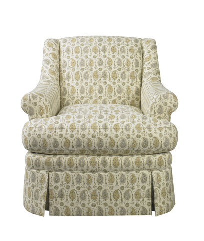 Mr. and Mrs. Howard by Sherrill Furniture - Lawford Chair - H410C