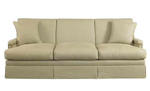 Mr. and Mrs. Howard by Sherrill Furniture - Montmartre Sofa - H710S