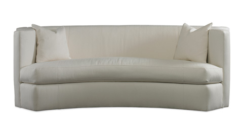 Mr. and Mrs. Howard by Sherrill Furniture - Arc Sofa - H914S