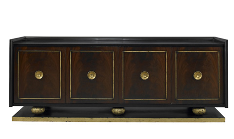 Mr. and Mrs. Howard by Sherrill Furniture - Stanford Buffet - MH12021-90