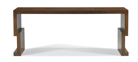 Mr. and Mrs. Howard by Sherrill Furniture - Kang Console - MH15330