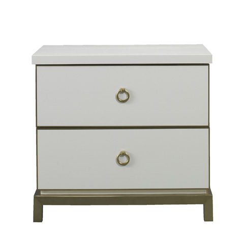 Mr. and Mrs. Howard by Sherrill Furniture - Modish Nightstand - MH16532-90