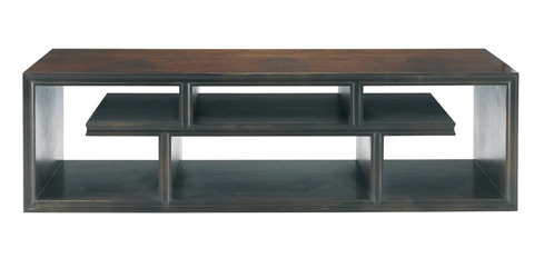 Mr. and Mrs. Howard by Sherrill Furniture - Hoffman Coffee Table - MH17312-90