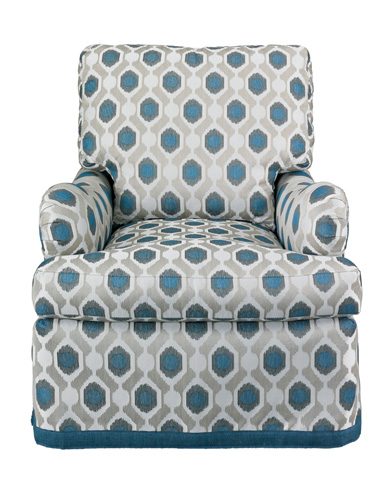 Mr. and Mrs. Howard by Sherrill Furniture - Muzzy Chair - H724C