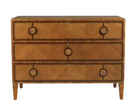 Mr. and Mrs. Howard by Sherrill Furniture - Exotic Commode - MH18360-90