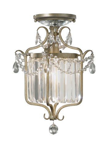 Feiss - One - Light Mini Duo Chandelier - F2473/1GS