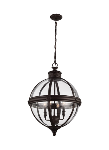 Feiss - Four - Light Adams Chandelier - F2931/4ORB