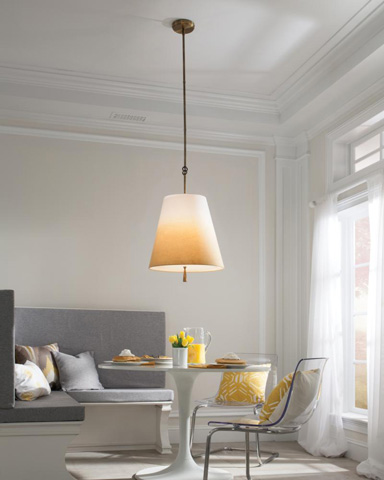 Feiss - Three - Light Pendant - F2958/3BLB