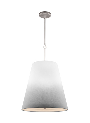 Feiss - Three - Light Pendant - F2958/3SN