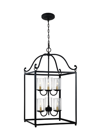 Feiss - Six - Light Chandelier - F2970/6AF