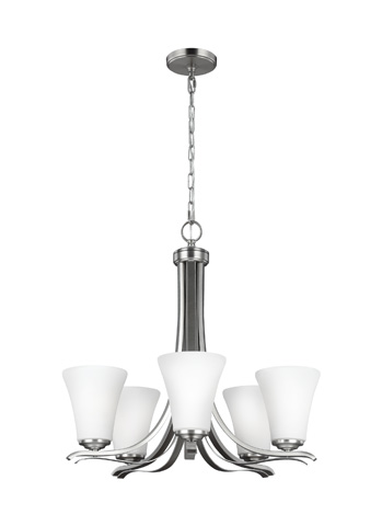 Feiss - Five - Light Chandelier - F2979/5SN