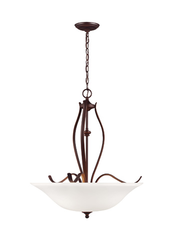 Feiss - Three - Light Uplight Pendant - F3004/3ORBH
