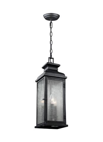 Feiss - Three - Light Outdoor Pendant - OL11109DWZ