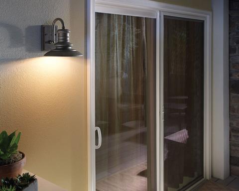 Feiss - One-Light Outdoor Lantern - OL8601RSZ