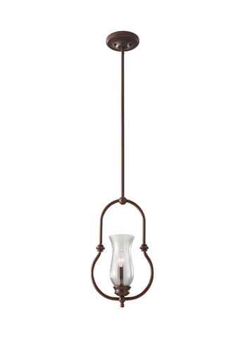 Feiss - One - Light Mini Pendant - P1268HTBZ