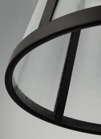 Feiss - One - Light Harrow Mini Pendant - P1287ORB