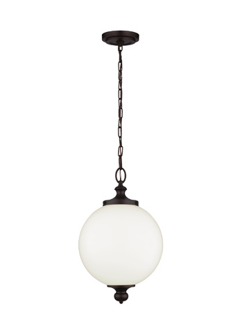 Feiss - One - Light Parkman Pendant - P1295ORB