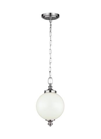 Feiss - One - Light Parkman Mini Pendant - P1296BS