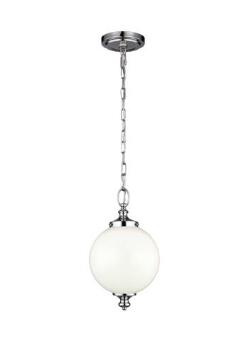 Feiss - One - Light Parkman Mini Pendant - P1296PN