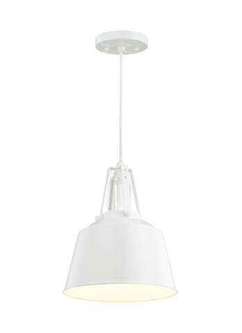 Feiss - One - Light Mini Pendant - P1305HGW